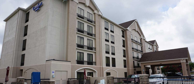 Welcome to the Comfort Inn Greensboro, NC