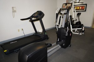 Newly Renovated Comfort Inn - Fitness Center